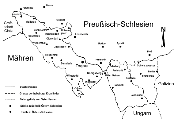 Schlesien Karte Heute.Zeitenzeuge De Einleitung